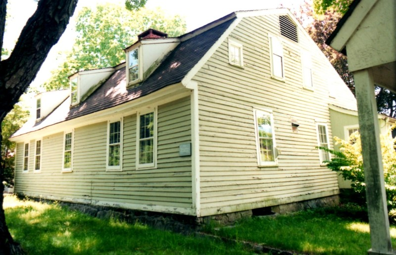 Oldest House in Killingworth - by Townsend Builders Inc.